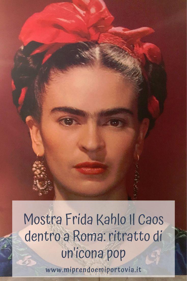 Frida Kahlo per Pinterest