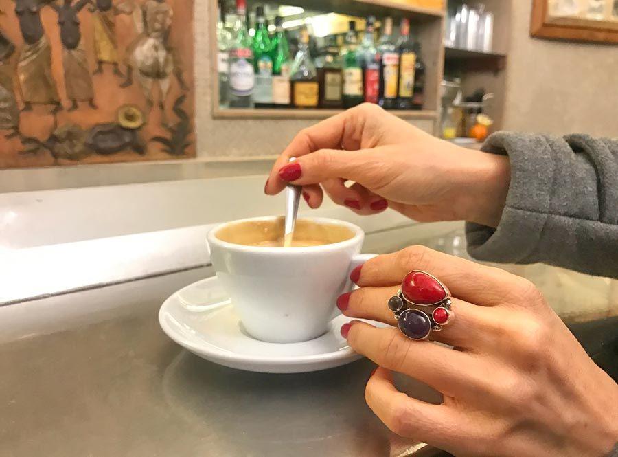 caffè Sant'Eusctachio Roma