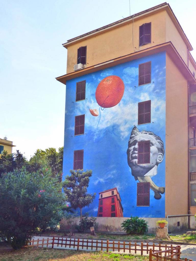 murales Tor Marancia
