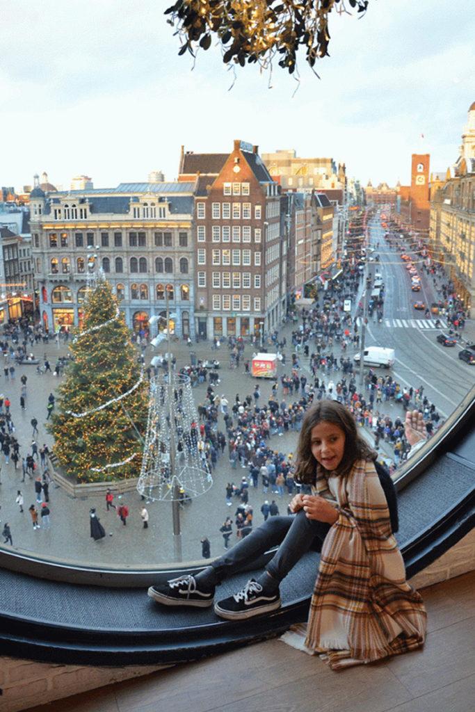 Amsterdam con bimbi