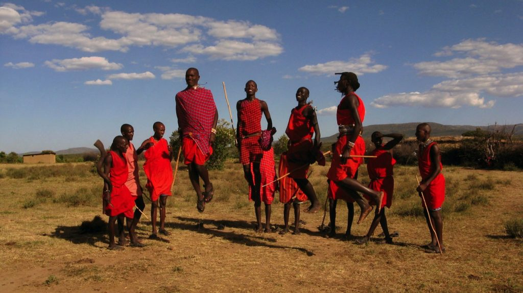 tribu del kenya