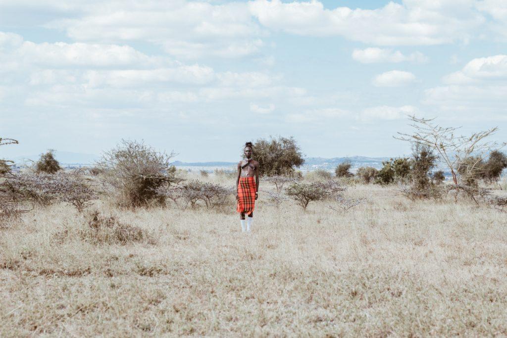 gente del Kenya