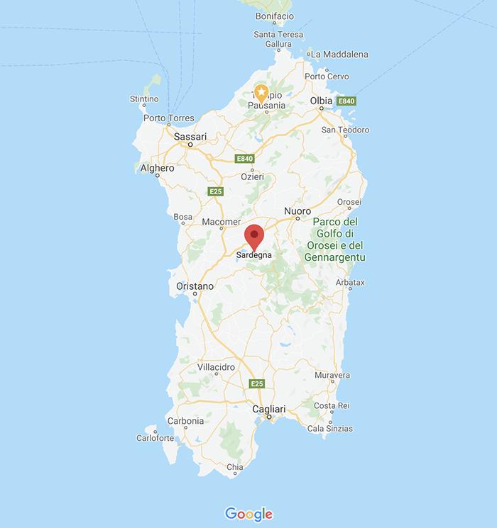 Cartina Sardegna Alghero.Viaggio In Sardegna Un Tuffo Dove L Acqua E Piu Blu