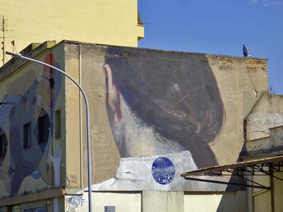 murales instagram hashtag Roma