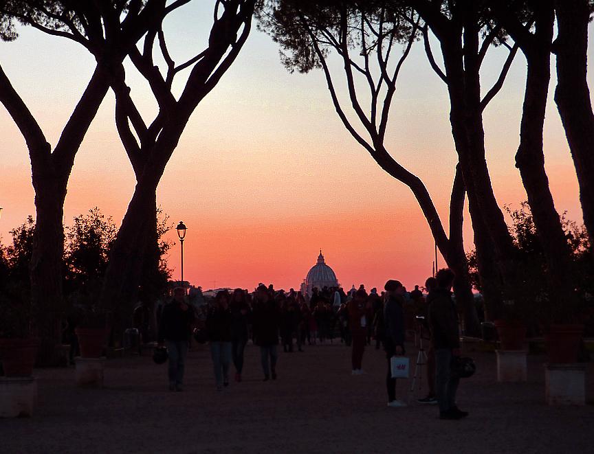 posti instagrammabili Roma Giardino degli Aranci