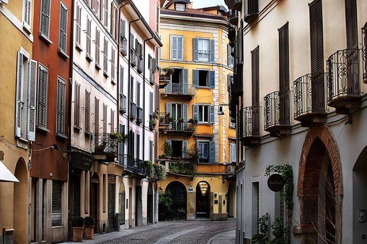 posti romantici a Milano