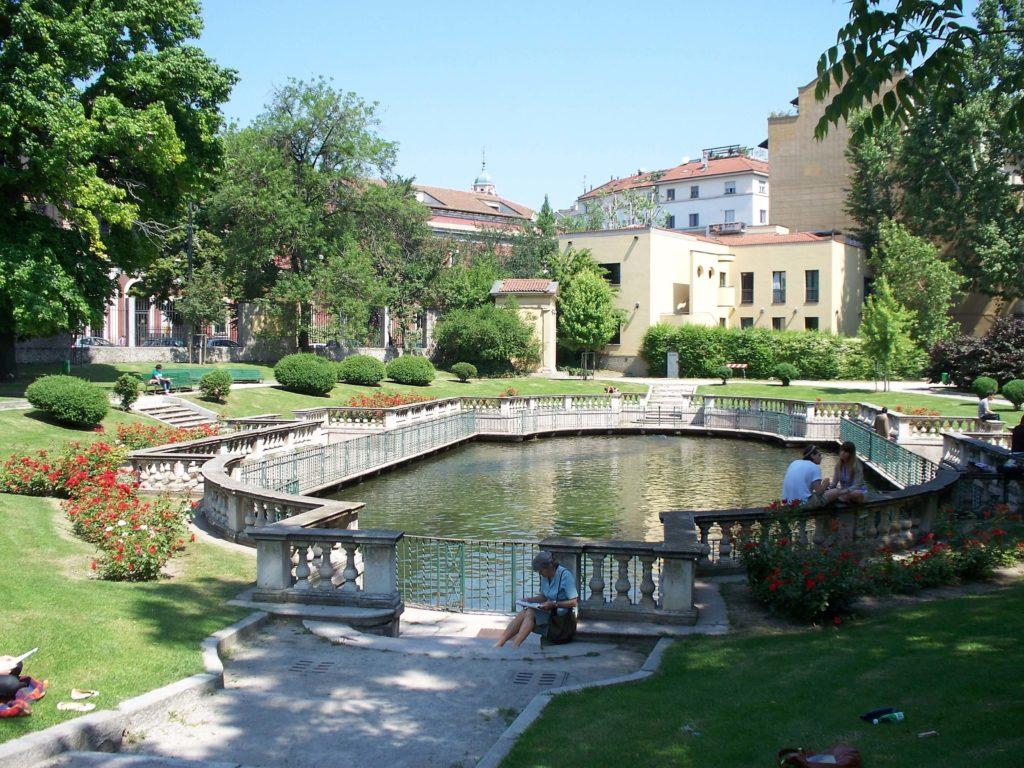 Giardini della Guastalla Milano