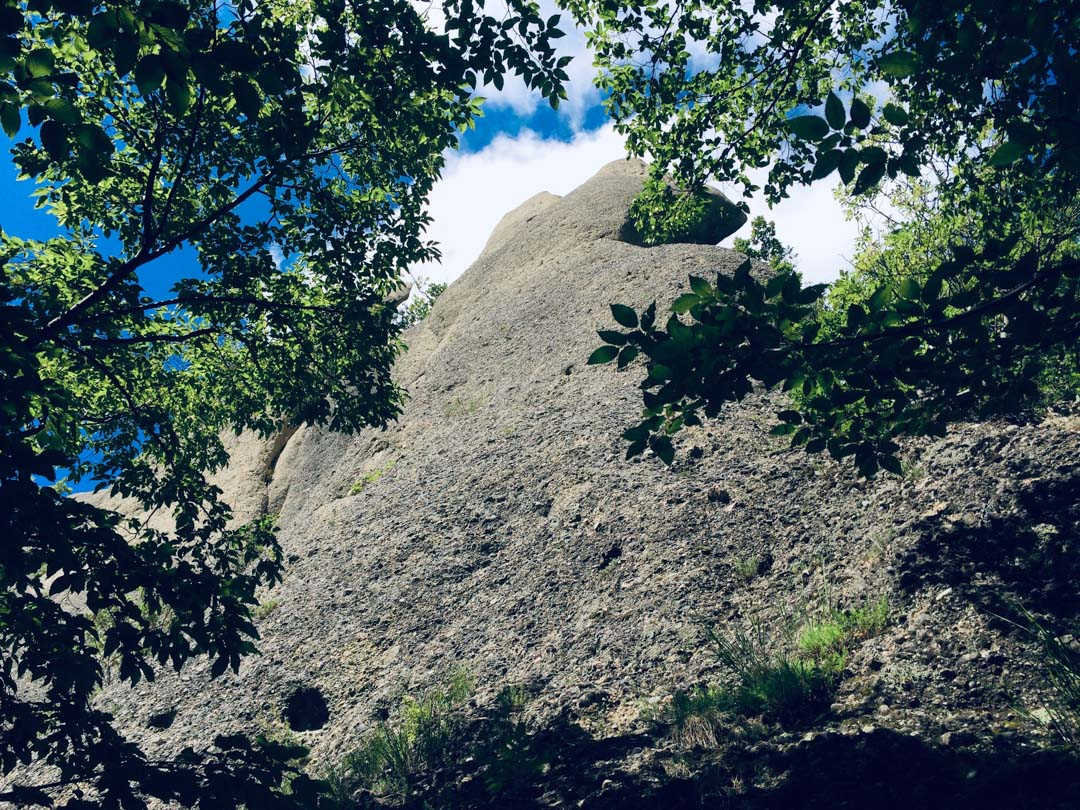 rocce appennino parmense