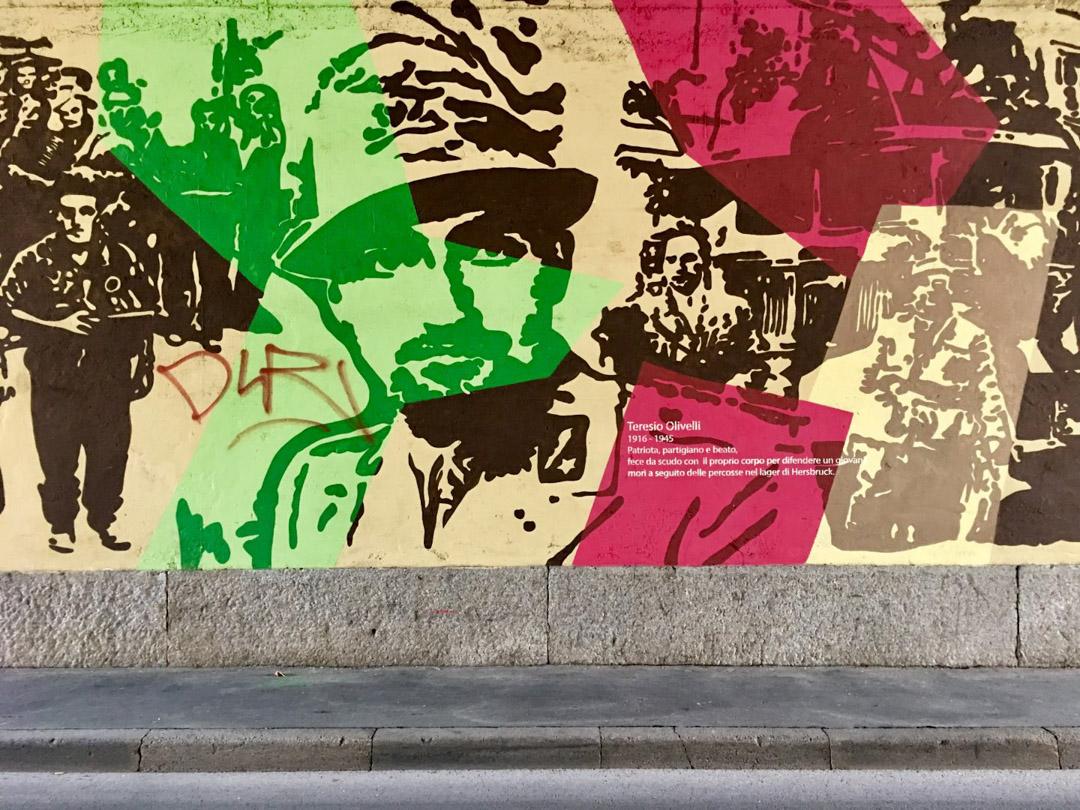 murales alpini