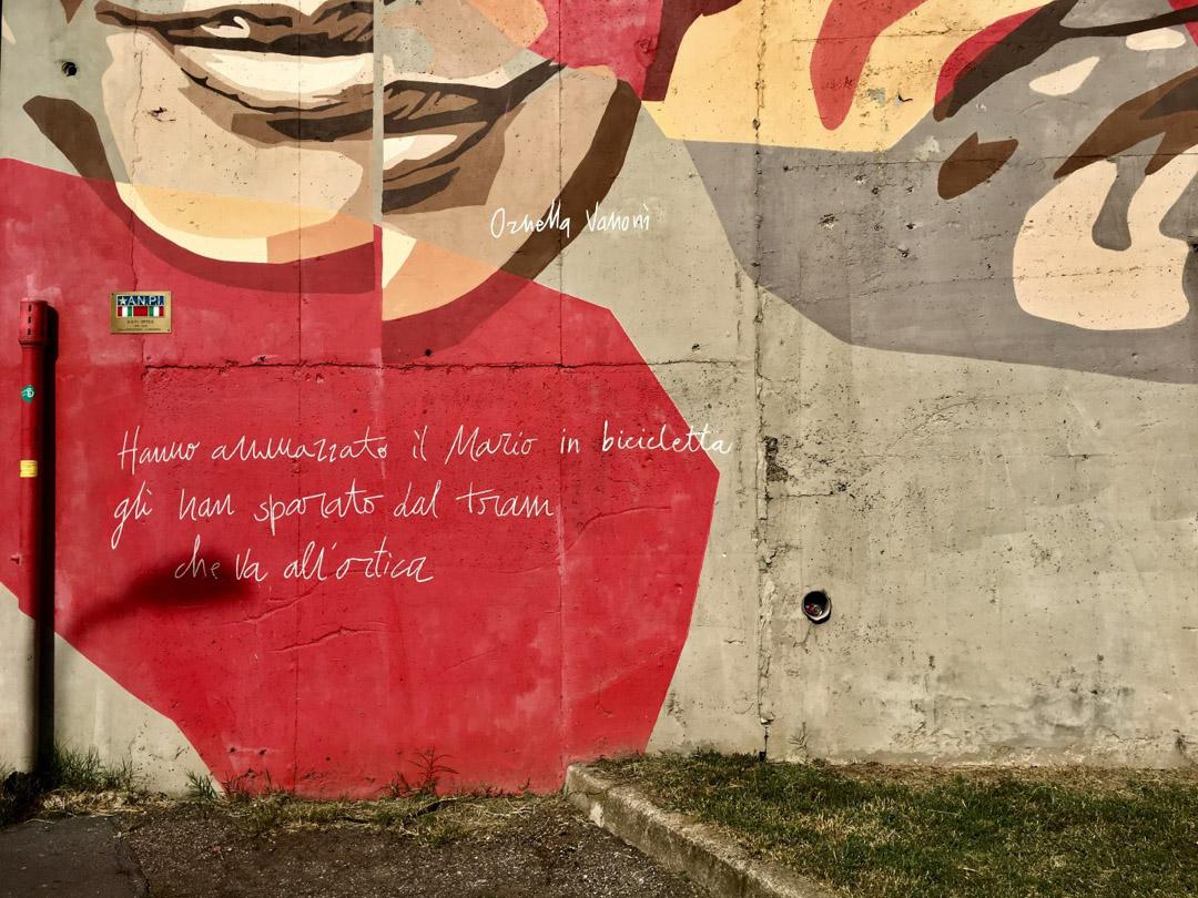 Quartiere murales musica