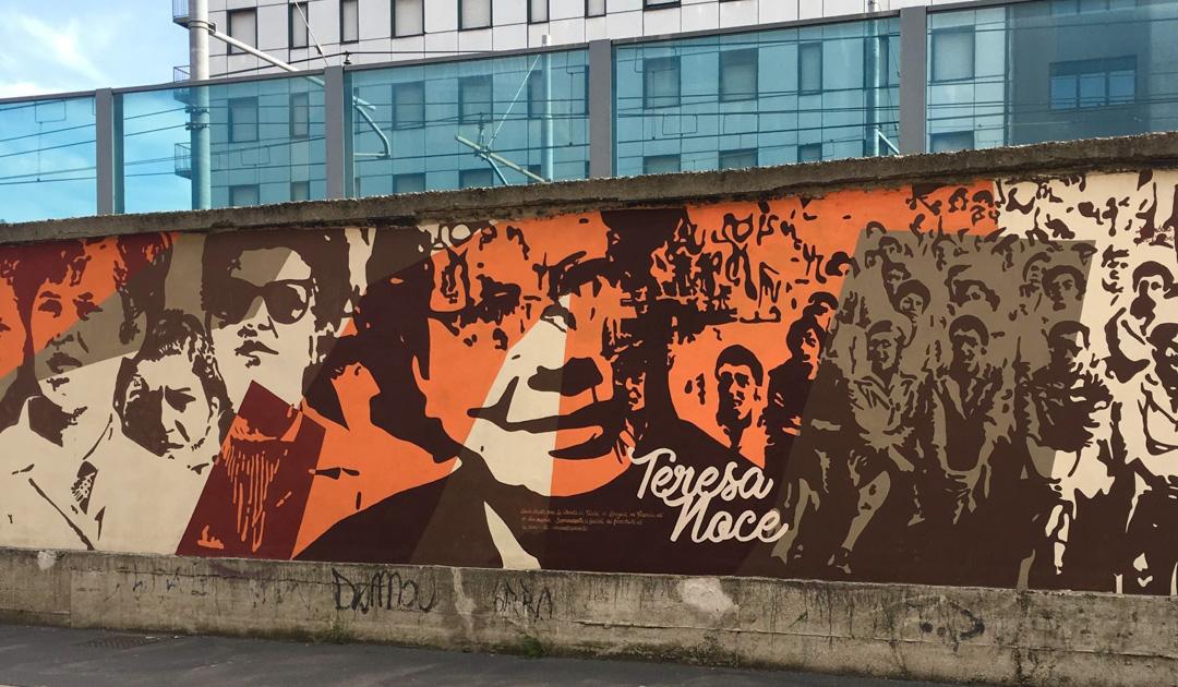 murales battaglie