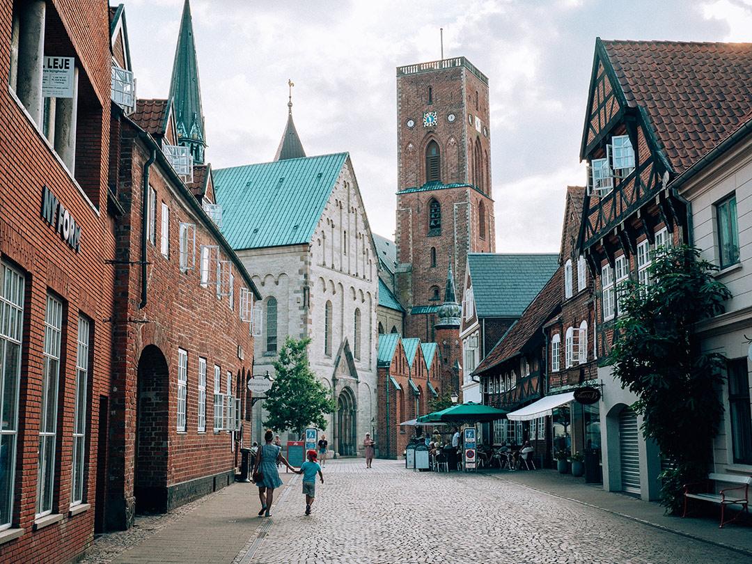 Ribe centro storico