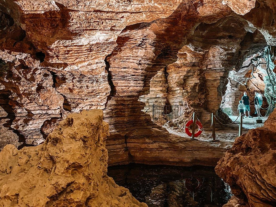 Grotte parco