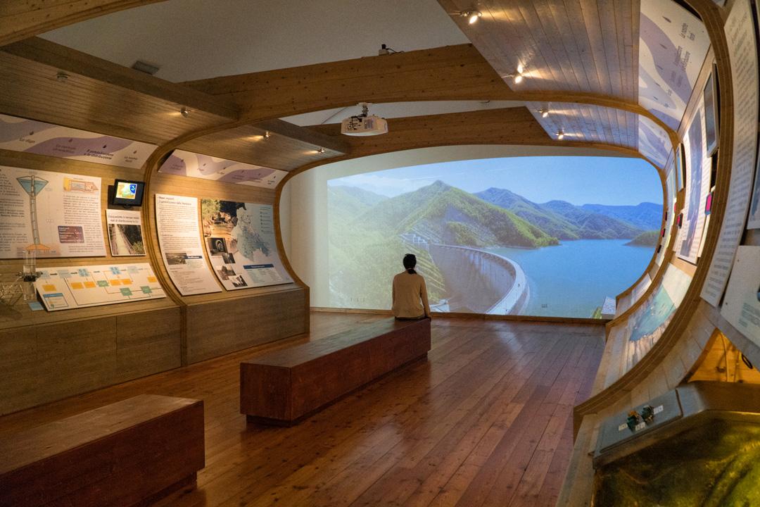 idro eco museo acque ridracoli